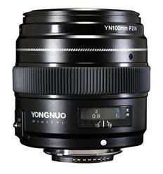 Obiettivo fisso YONGNUO YN-100mm F/2 Nikon