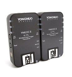 YONGNUO YN-622CII trasmettitore e ricevitore wireless per Flash compatibile Canon