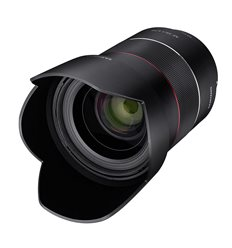 Obiettivo Samyang 35mm F1.4 AF Autofocus FE per Sony E-Mount