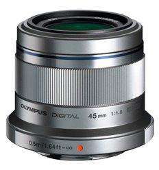 Obiettivo Olympus M.ZUIKO DIGITAL ED 45mm f/1.8 Silver PRONTA CONSEGNA