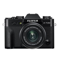Fotocamera Fuji Fujifilm X-T20 Kit 15-45mm F3.5-5.6 OIS PZ Nero