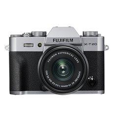 Fotocamera Fuji Fujifilm X-T20 Kit 15-45mm F3.5-5.6 OIS PZ Silver