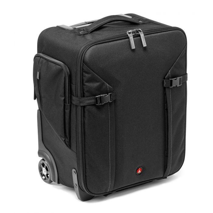 Manfrotto Borse Trolley per reflex piccolo, laptop, obiettivi e accessori MB MP-RL-50BB
