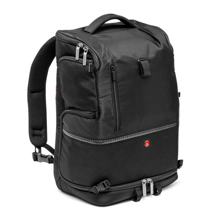Manfrotto Borse Tracolla e zaino nero grande per laptop, reflex, obiettivi MB MA-BP-TL