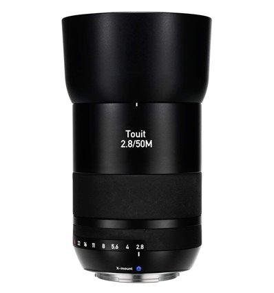 Obiettivo Carl Zeiss Touit 50mm 2.8/50M per Fuji X-Mount