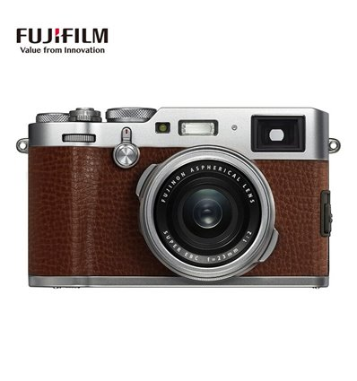 Fotocamera Fuji Fujifilm FinePix X100F Marrone