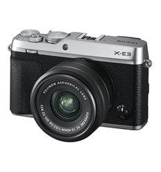 Fotocamera Fuji Fujifilm X-E3 Kit 15-45mm F3.5-5.6 OIS PZ Silver XE-3 XE3