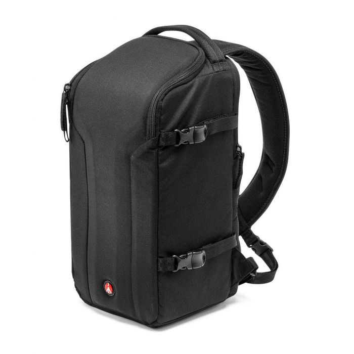 Manfrotto MB MP-S-30BB Monospalla PRO 30 x Reflex Obiettivi Laptop Nero/Antracite