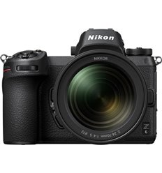 Fotocamera Nikon Z6 kit 24-70mm + adattatore FTZ Z-Mount