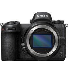 Fotocamera Nikon Z6 body solo corpo + adattatore FTZ Z-Mount