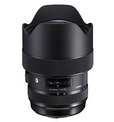 Obiettivo Sigma 14-24mm F2.8 DG HSM Art per Canon