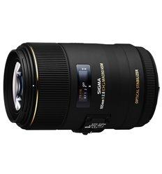 Obiettivo Sigma 105mm F2.8 Macro EX DG OS Canon PRONTA CONSEGNA