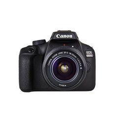 Fotocamera Canon EOS 4000D + 18-55mm EF-S DC III PRONTA CONSEGNA