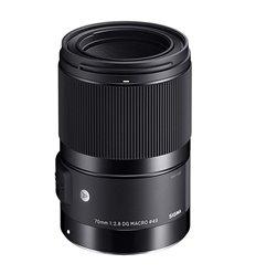 Obiettivo Sigma 70mm F2.8 DG Macro Art per Sony E-Mount