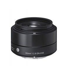 Obiettivo Sigma 30mm F2.8 DN Art per Sony E-mount Nero