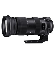 Obiettivo Sigma 60-600mm F4.5-6.3 DG OS HSM Sport per Canon