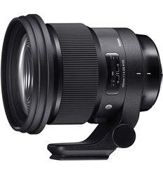 Obiettivo Sigma 105mm F1.4 DG HSM Art per Sony E-Mount