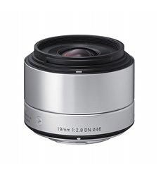 Obiettivo Sigma 19mm F2.8 DN Art Sony E-mount Silver
