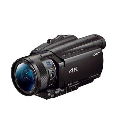 Videocamera Sony FDR-AX700 4K Camcorder [MENU ENG]