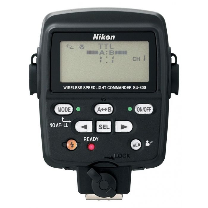 Unità Pilotaggio Nikon SU-800 SU800 SU 800 Wireless Speedlight Commander