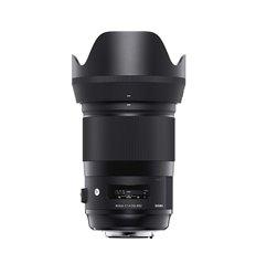 Obiettivo Sigma 40mm F1.4 DG HSM Art per Canon
