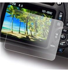 EasyCover screen protector protezione schermo in vetro temperato per Canon 100D 200D M6 M50 M100