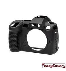EasyCover custodia protettiva in silicone camera case per Panasonic GH5 GH5s nero