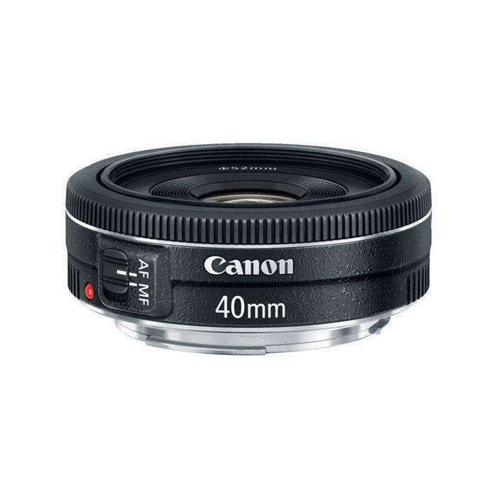 Obiettivo Canon EF 40mm f/2.8 STM
