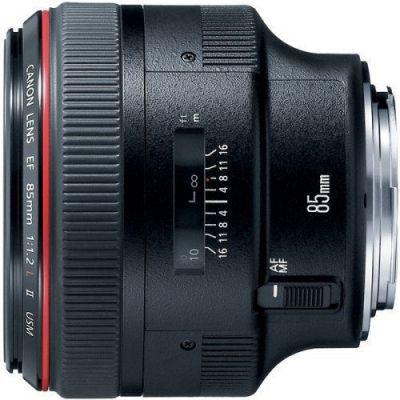 Obiettivo Canon 85mm F1.2 L II USM 1.2
