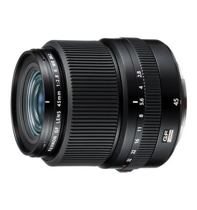 Obiettivo Fujinon GF 45mm F2.8 R WR per Fuji Fujifilm G-Mount