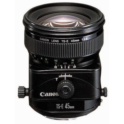 Obiettivo Canon Decentrabile TS-E 45mm f/2.8