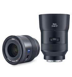 Obiettivo Carl Zeiss Batis 2/40mm CF per Sony E-mount