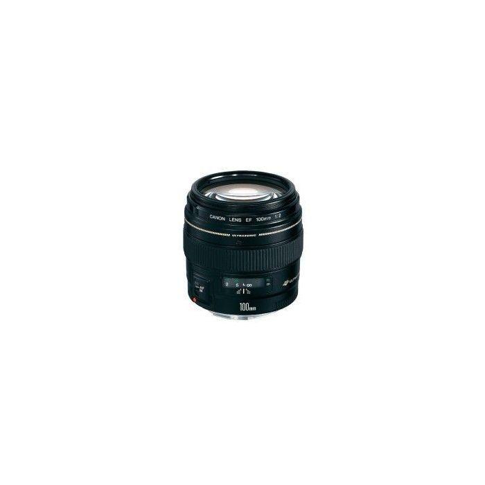 Obiettivo Canon EF 100mm 100 F/2 F2 USM