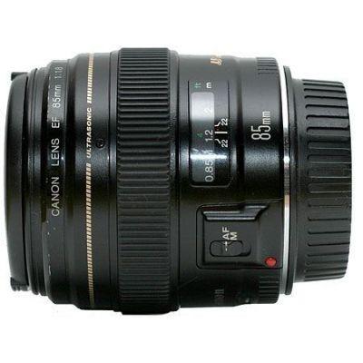 Obiettivo Canon EF 85mm f/1.8 USM