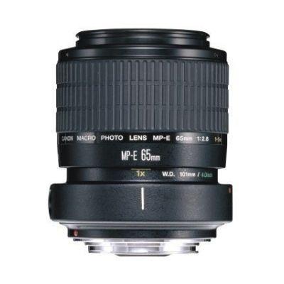 Obiettivo Canon MP-E 65mm f2.8 1-5x MACRO Photo