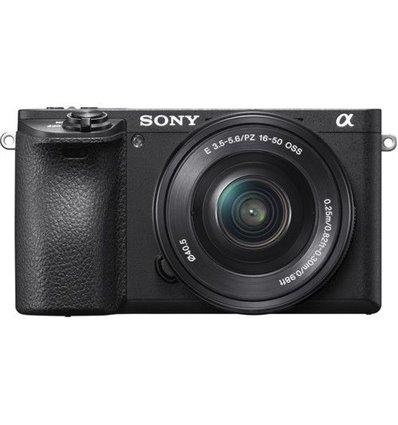 Fotocamera Sony A6500 Kit 16-50mm OSS [MENU ENG]