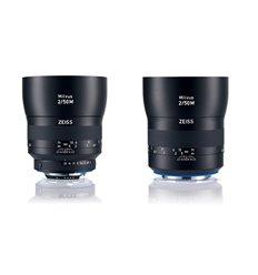 Obiettivo Carl Zeiss Milvus ZF 2/50mm per Nikon