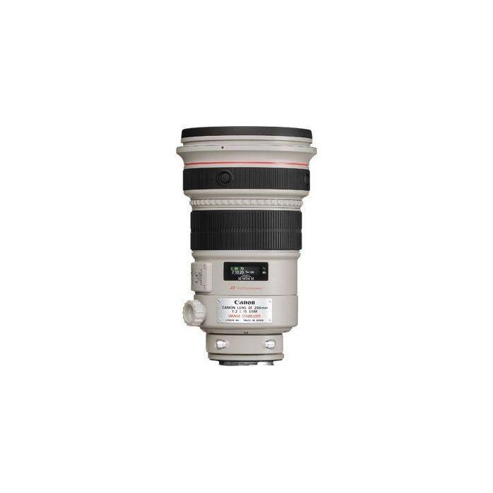 Obiettivo Canon EF 200mm F2.0 L IS USM Lens