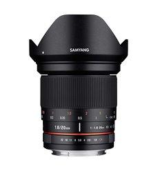 Obiettivo Samyang 20mm F1.8 ED AS UMC per Nikon AE