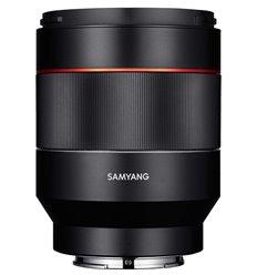 Obiettivo Samyang 50mm f/1.4 AS UMC AF Auto Focus per Sony E-Mount