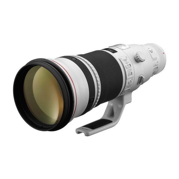Obiettivo Canon EF 500mm 500 mm f/4 L f4L IS USM II Lens