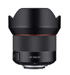 Obiettivo Samyang AF Autofocus 14mm F2.8 F per Nikon F
