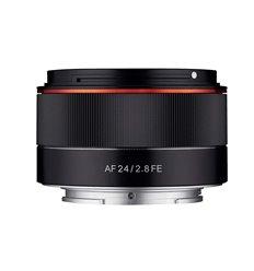 Obiettivo Samyang AF Autofocus 24mm F2.8 FE per Sony E-Mount