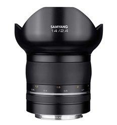 Obiettivo Samyang Premium Manual Focus XP 14mm f/2.4 per Nikon