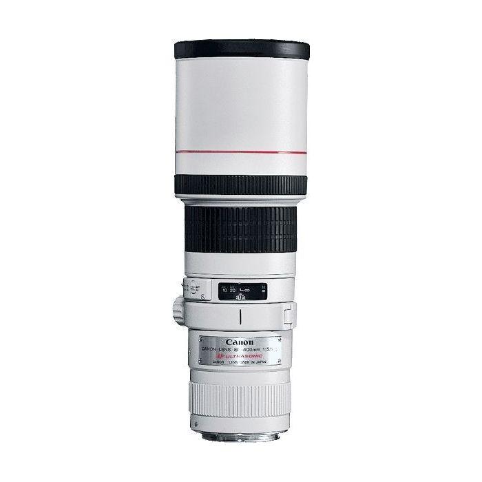Obiettivo Canon EF 400mm f/5.6 L USM 400 mm 5.6