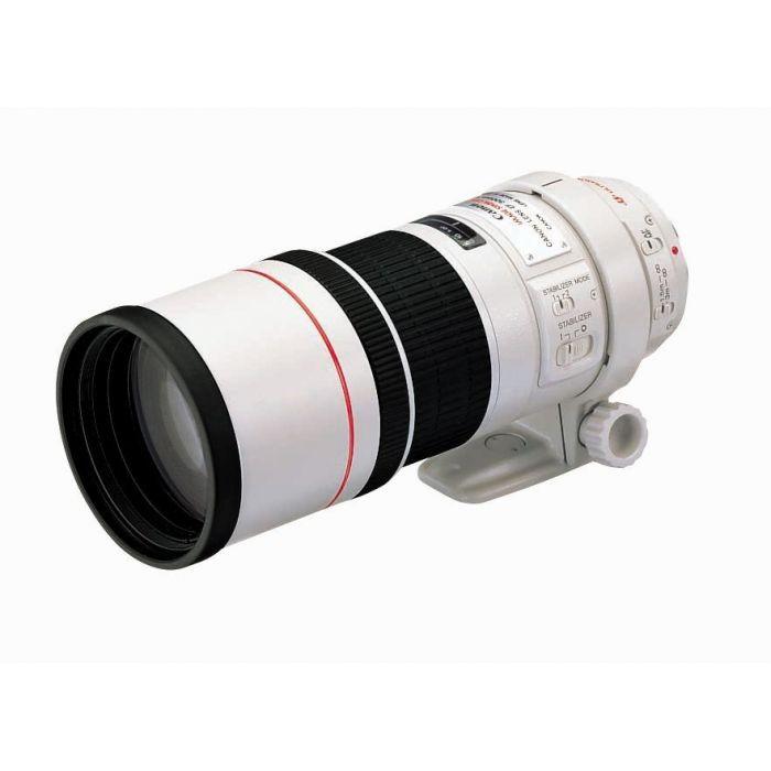 Obiettivo Canon EF 300mm 300 F/4L IS USM F4