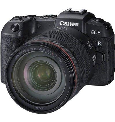Fotocamera Canon EOS RP kit RF 24-105mm f/4L + adattatore EF-EOS R