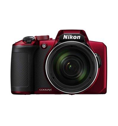 Fotocamera Nikon Coolpix B600 Bridge Rosso