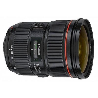 Obiettivo Canon EF 24-70mm 24-70 f2.8L II USM Lens