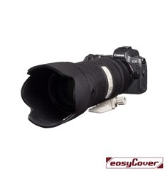 Easycover custodia in neoprene nero per obiettivo Canon EF 70-200mm f/2.8L IS II USM Lens Oak